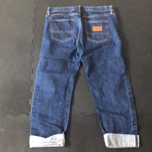Noah NYC Jeans - Noah NYC Japanese Selvage Denim